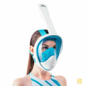 Предметная съемка маски Usnork