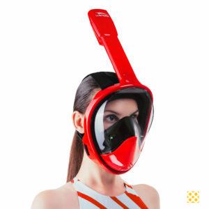 Реклама маски Usnork
