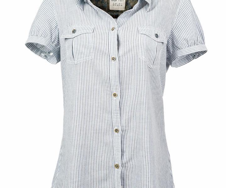 Съемка одежды на прозрачном манекене
