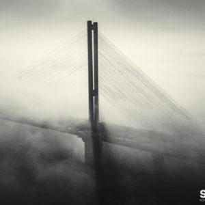 Аэросъемка - Южный мост