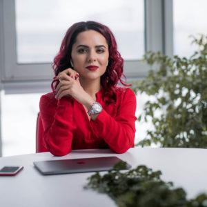 Женский бизнес портрет