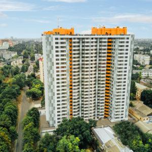 Съемка архитектуры ЖК Мандарин г. Одесса