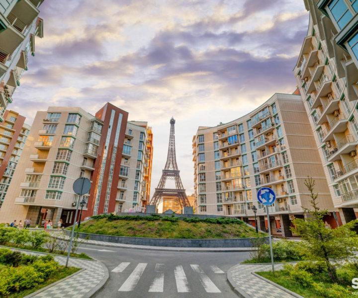 Архитектурная съемка в Киеве и Украине