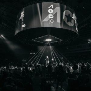 выступление Евгения Черняка на ЛОБ 2019