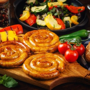 Food съемка для Пузата Хата