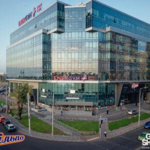 Архитектурная фотосъемка магазинов Сильпо