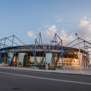 Фотосъемка архитектуры Стадион Металлист в г.Харьков