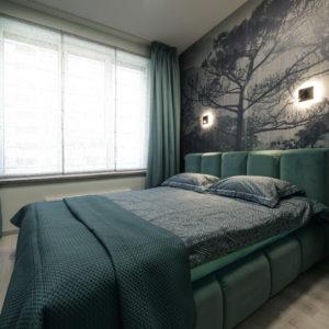 Интерьерная фотосъемка для дизайнеров - дизайнерская квартира в ЖК Кардинал