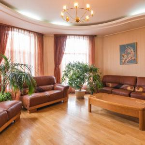 Интерьерная фотосъемка дома в Новых Петровцах