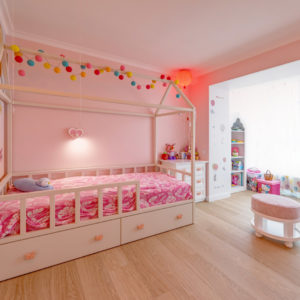 интерьерная фотография - детская комната